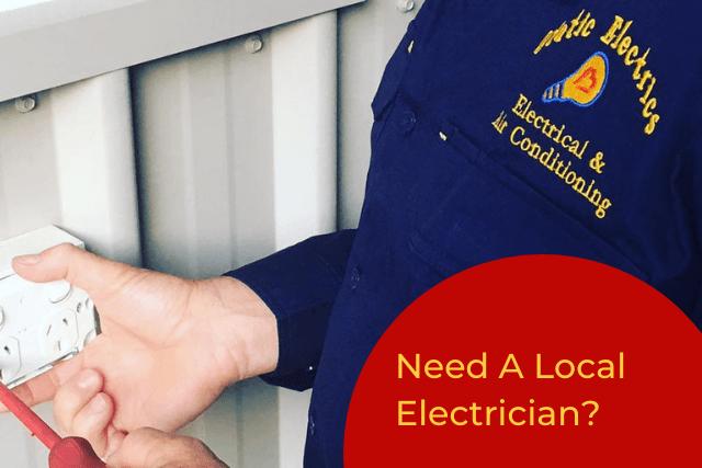local electrician Wishart