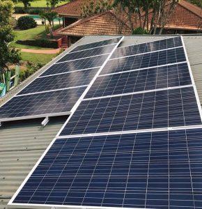 solar systems sunshine coast panel installation
