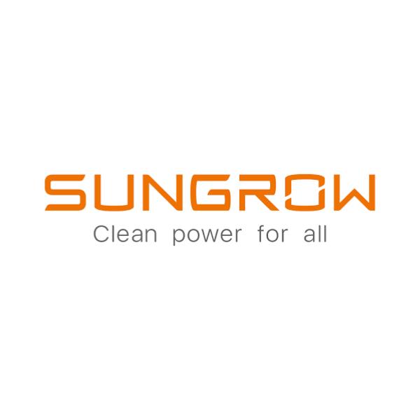 sungrow solar battery square logo