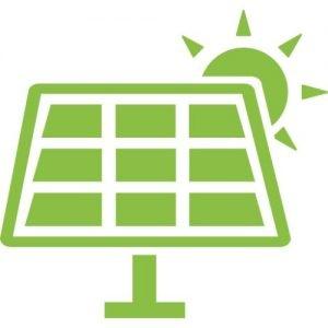 solar power energy panels