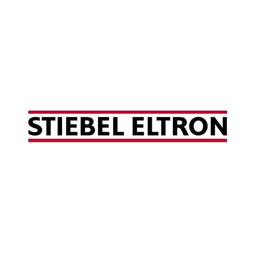 stiebel eltron hot water logo